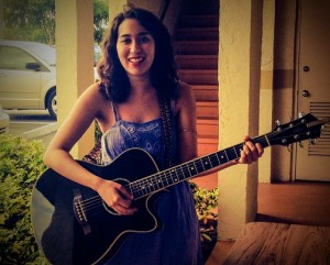 Ella Herrera performed as our Open Mic Host on May 29th