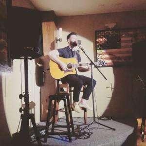 Open Mic Talent Charley Lawson in Boynton Beach